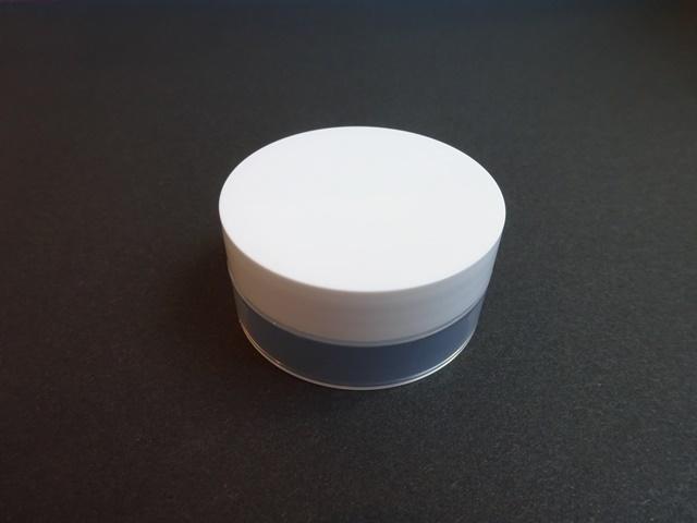 クリーム・軟膏・小分け容器 クリア/ホワイト 10ml