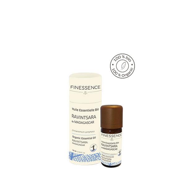 ラヴィンサラ (Cinnamomum camphora) 10ml マダガスカル産 アロマテラピー エッセンシャルオイル 精油 FINESSENCE フィネッサンス