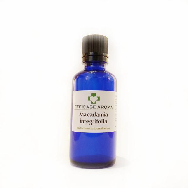マカダミアナッツオイル (Macadamia integrifolia) 50ml 冷圧搾・一番搾り アロマテラピー キャリアオイル 植物油