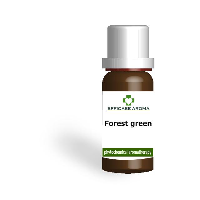 芳香用ブレンド [フォレスト グリーン] 15ml ディフーザー用ブレンドオイル EFFICASE エフィカス