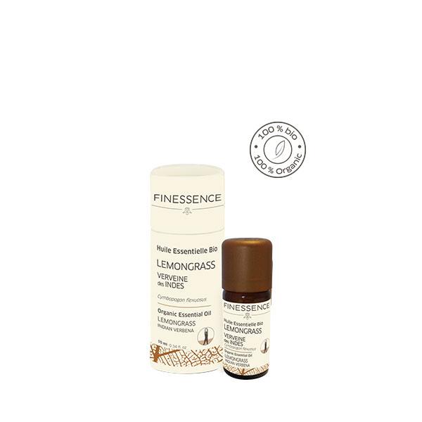 レモングラス (cymbopogon flexuosus) 10ml インド産 アロマテラピー エッセンシャルオイル 精油  フィネッサンス