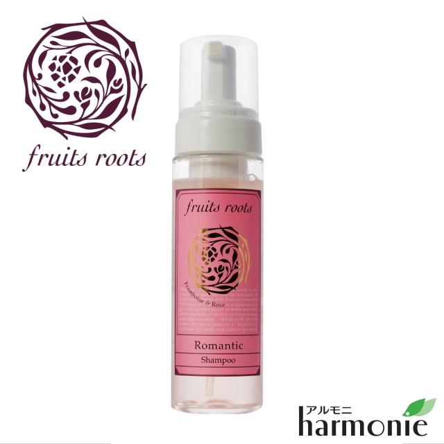 """ロマンティック シャンプー(洗髪) <フランボワーズ & ローズ> -Hair Care Line- 200ml fruits roots """"フルーツルーツ"""""""