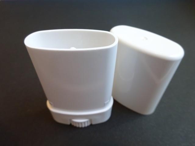 軟膏スティックバー容器 ホワイト 10ml