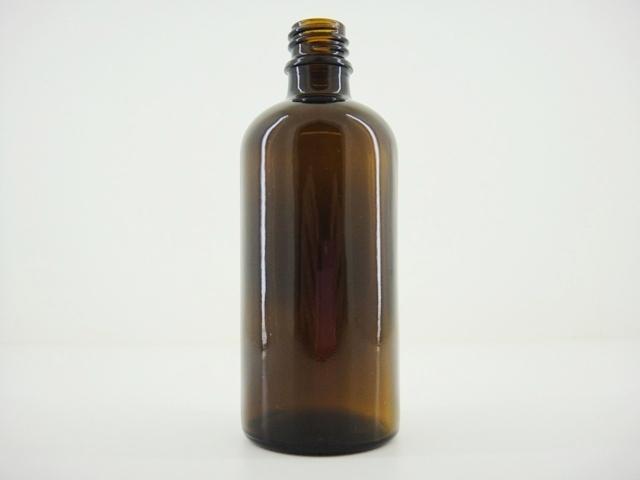アンバー遮光瓶 100ml アロマテラピー