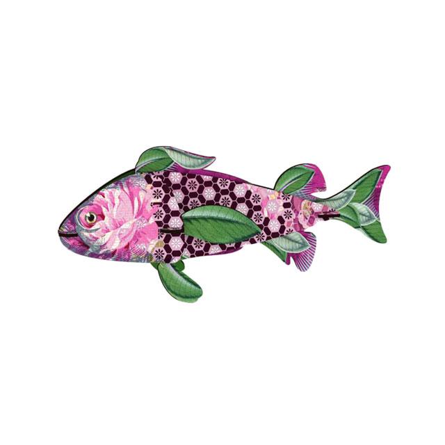 魚のオブジェ ウォールデコ MIHO UNEXPECTED THINGS