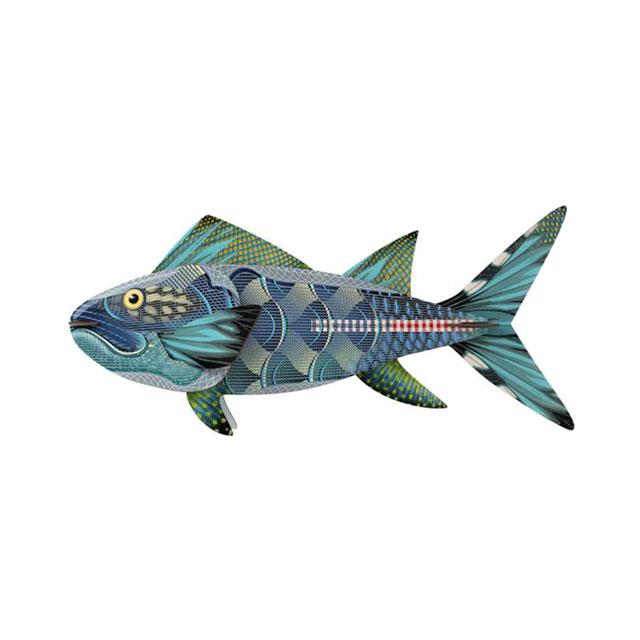 2WAY魚のオブジェ ウォールデコ MIHO UNEXPECTED THINGS