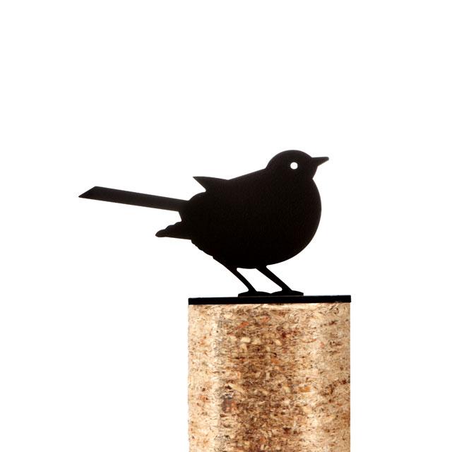 鳥のガーデンオブジェ ガーデニング