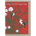 クリスマスカード オーストラリア Mokoh Design