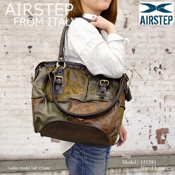 AIRSTEP ショルダーバッグ 151581model