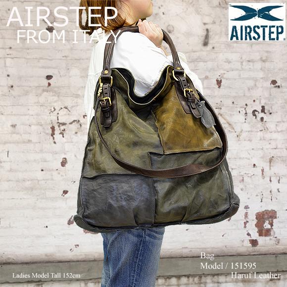 本革 レディース バッグ AIRSTEP 151595model