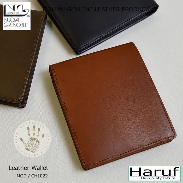 財布 二つ折り CH1022-1-kanban