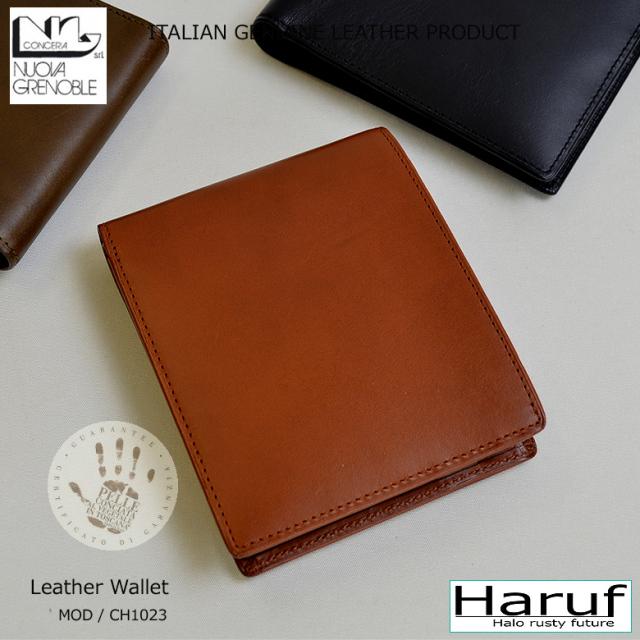 財布 二つ折り CH1023-1-kanban