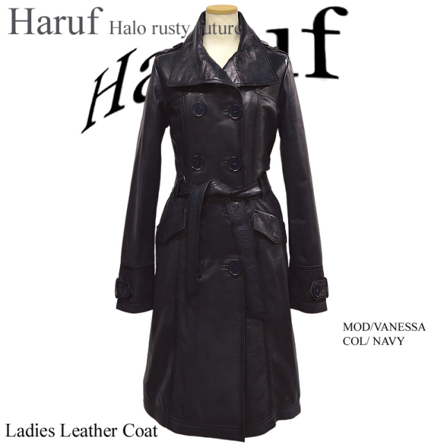 レザーコート レディース coat-vanessanavh