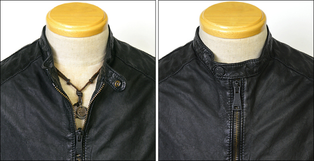 ライダースジャケット メンズ df16g720bk2