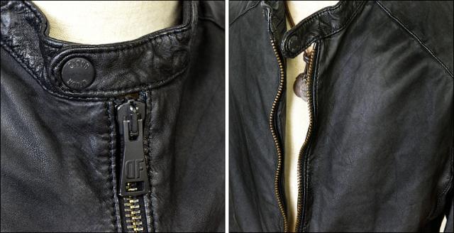 ライダースジャケット メンズ df16g720bk3.