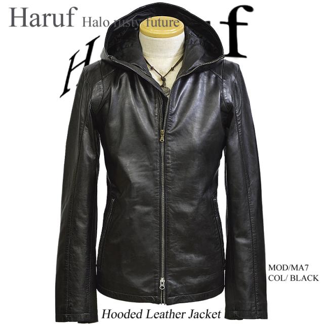 レザージャケット ブラック ma7bkh