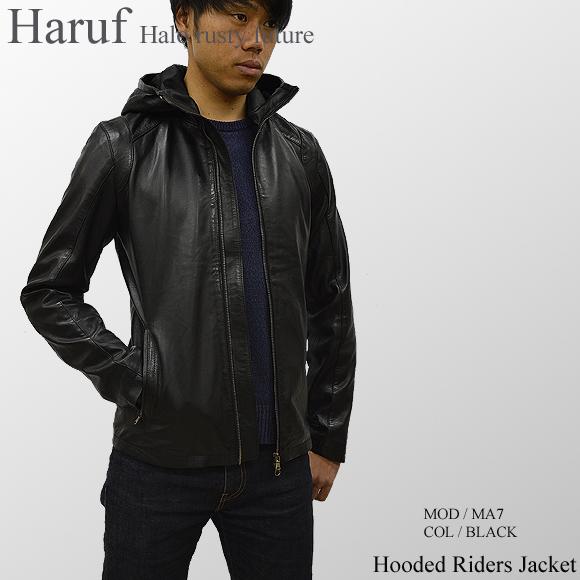ライダースジャケット ma7mod3