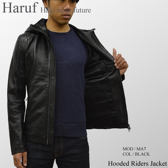 ライダースジャケット ma7mod5
