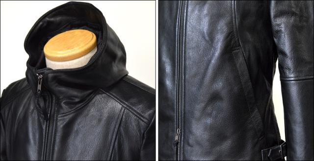ライダースジャケット usa21gbk2
