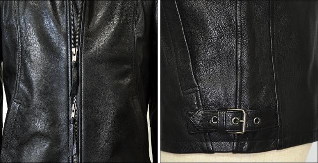 ライダースジャケット usa21gbk3