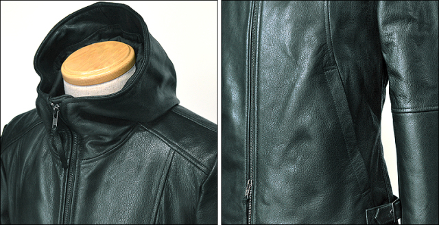 レザージャケット メンズ usa21gnavpt1n