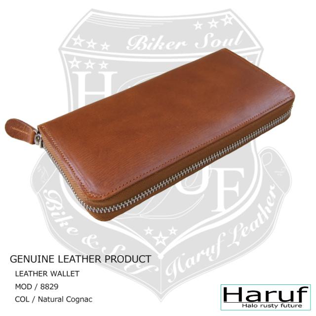 長サイフ 本革 wallet-8829-k