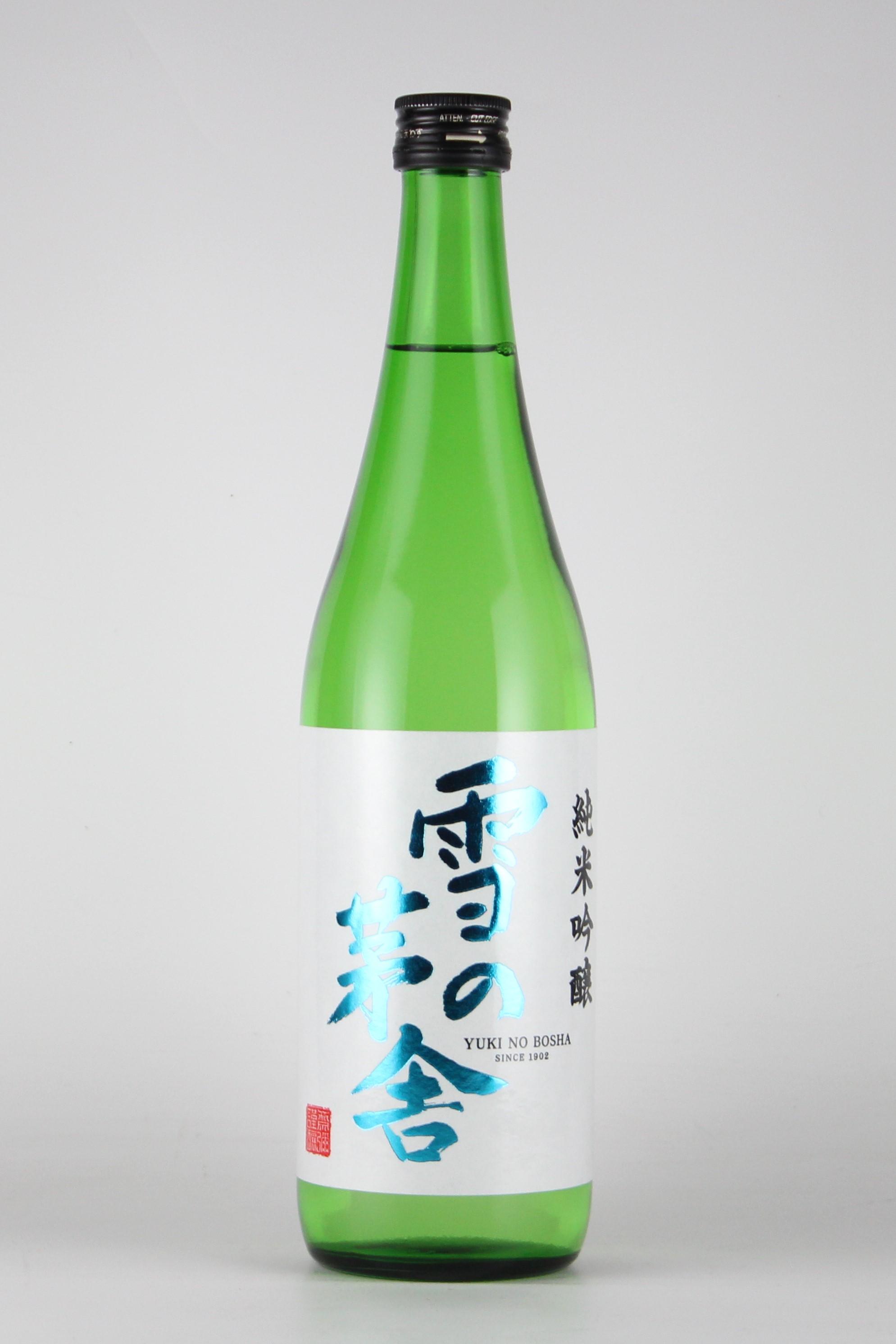 雪の茅舎 純米吟醸 720ml 【秋田/齋彌酒造店】