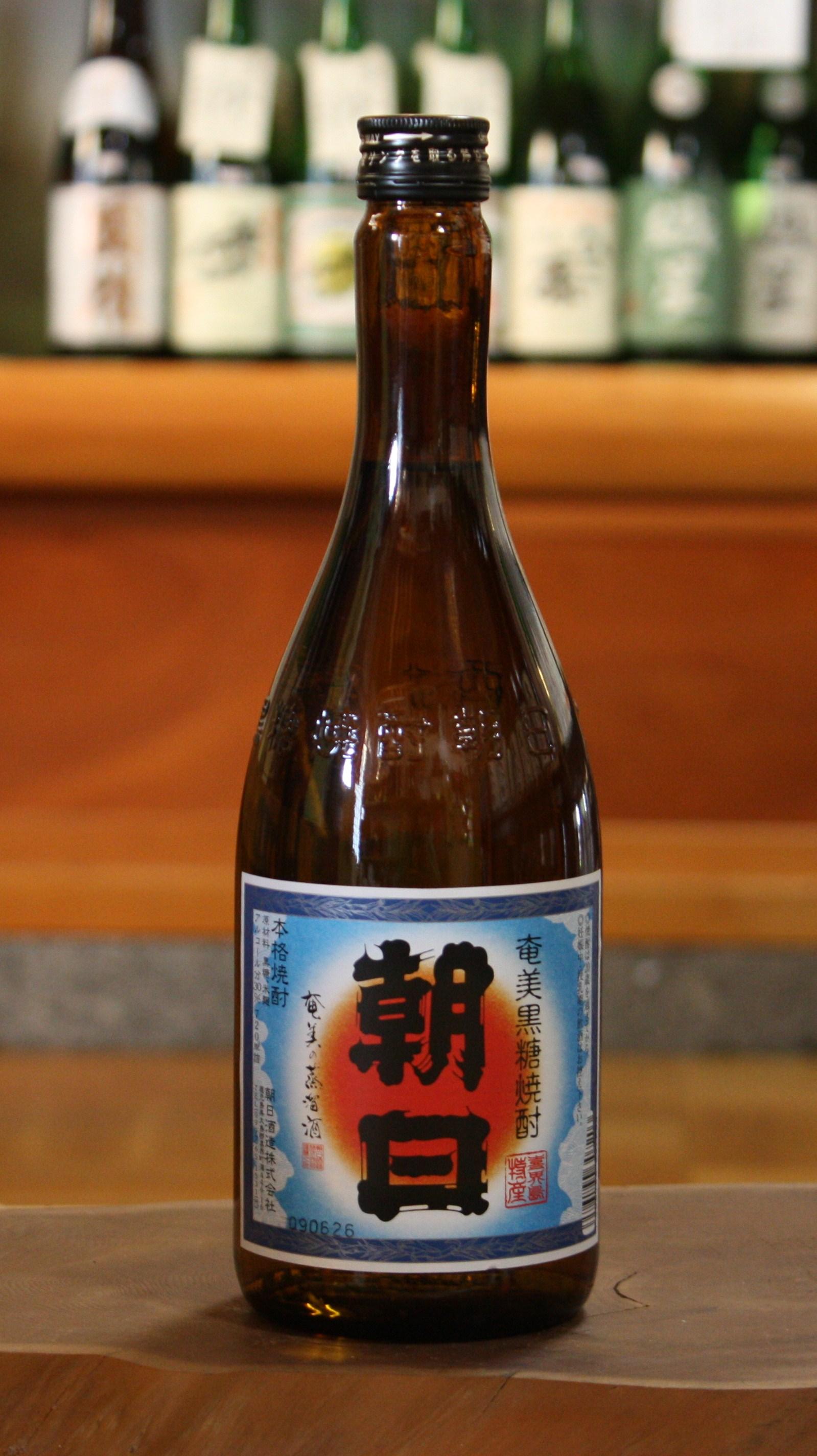 【鹿児島喜界島/朝日酒造】 朝日30度 (720ml)