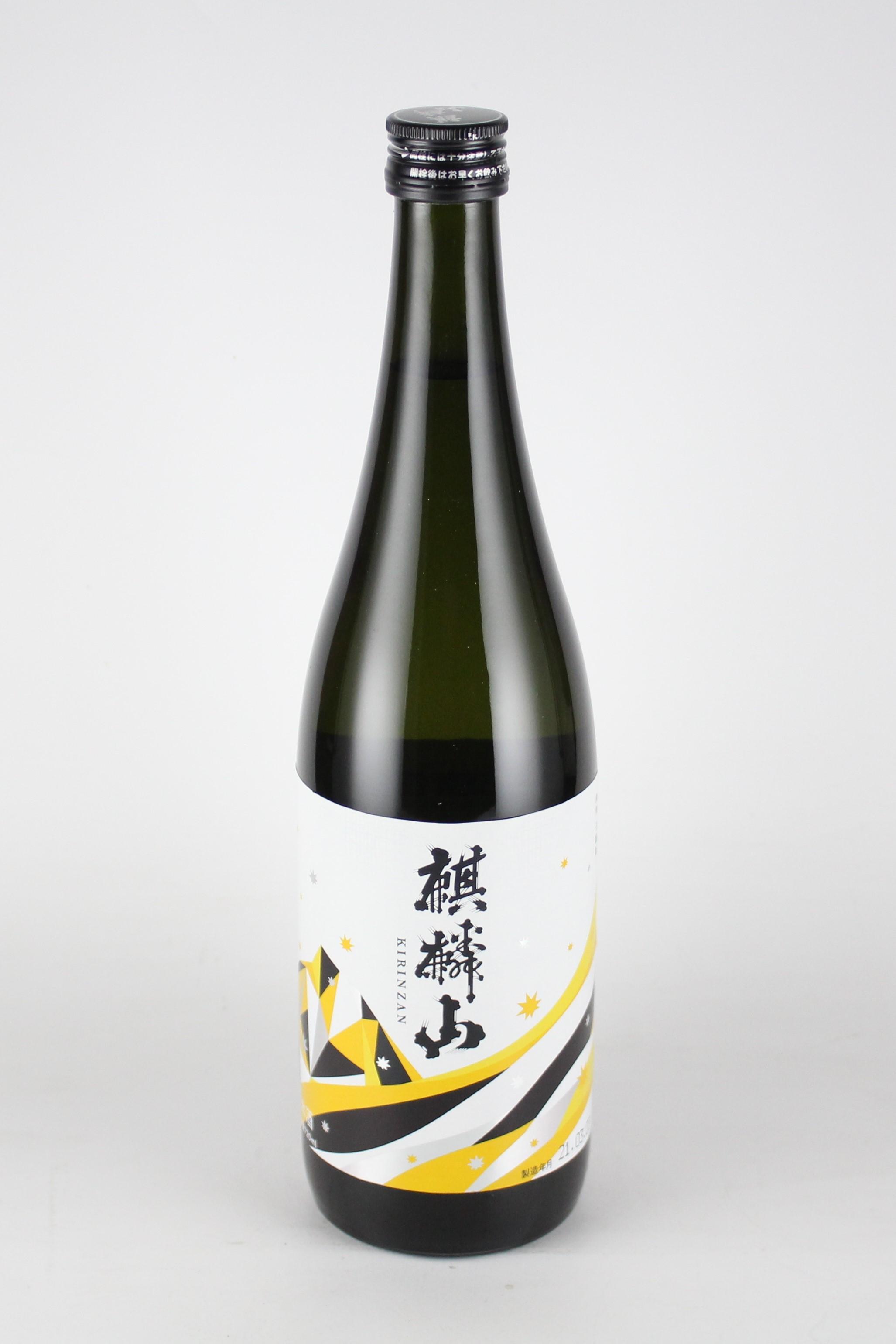 麒麟山 遠雷 吟醸 720ml 【新潟/麒麟山酒造】(香り×淡麗)