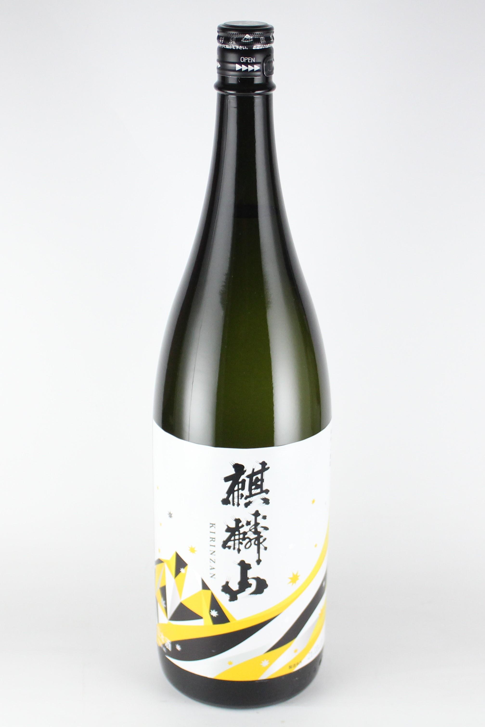 麒麟山 遠雷 吟醸 1800ml 【新潟/麒麟山酒造】(香り×淡麗)