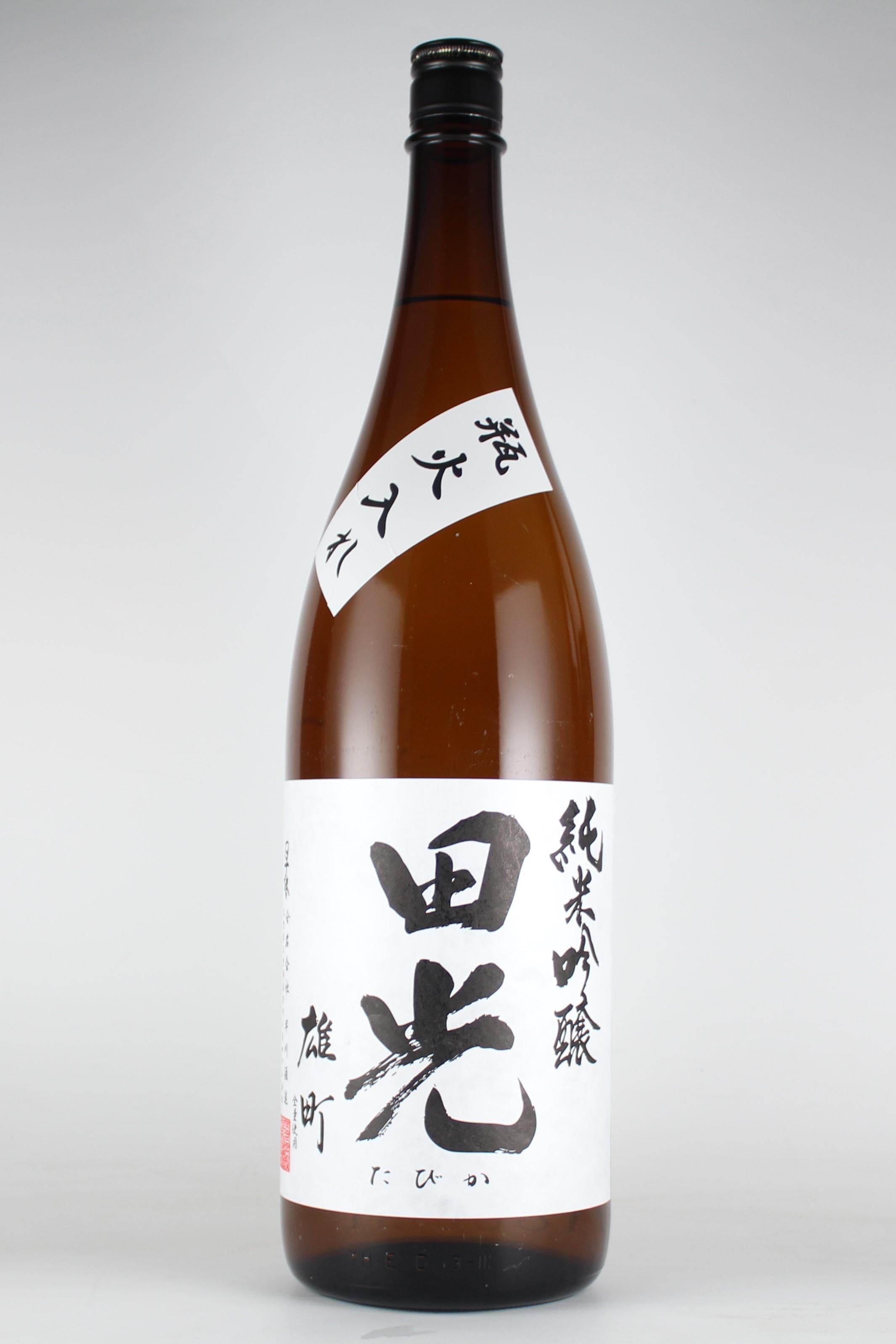 田光 純米吟醸瓶火入れ 雄町50 1800ml 【三重/早川酒造】
