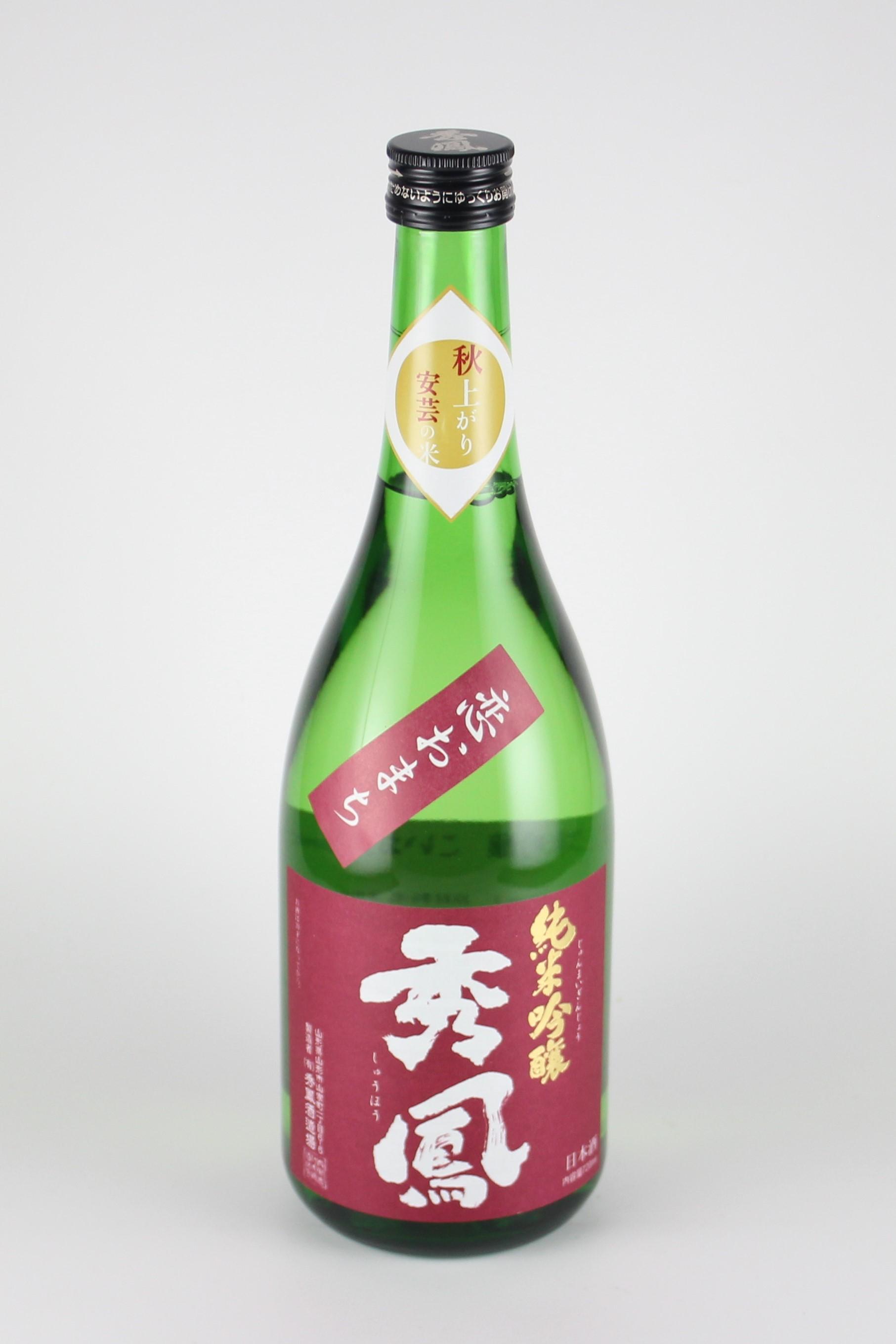 秀鳳 ひやおろし 純米吟醸 恋おまち 720ml 【山形/秀鳳酒造場】