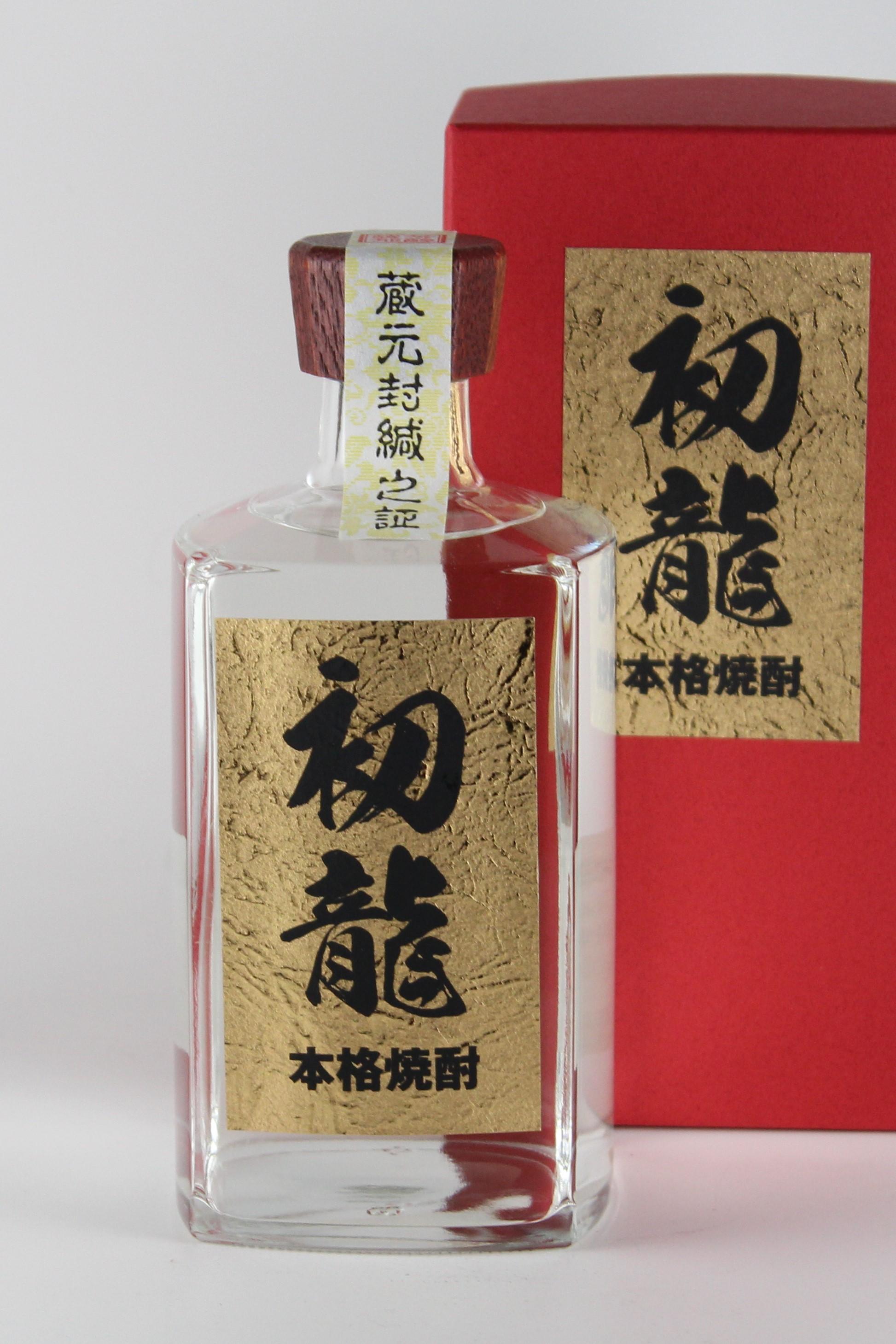 辰泉 初龍2006 44度 500ml 【福島/辰泉酒造】蔵出限定100本