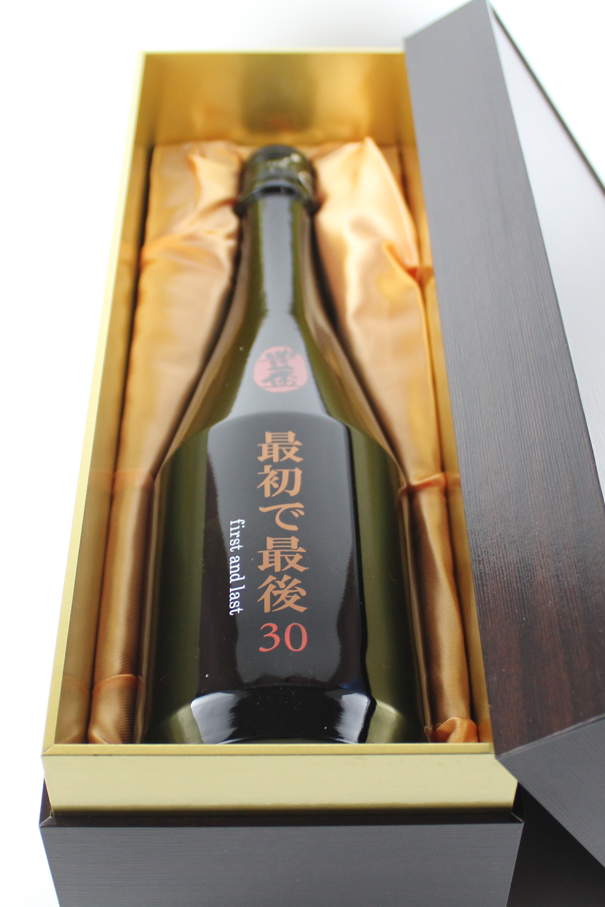 豊盃 最初で最後30 純米大吟醸 720ml 【青森/三浦酒造】