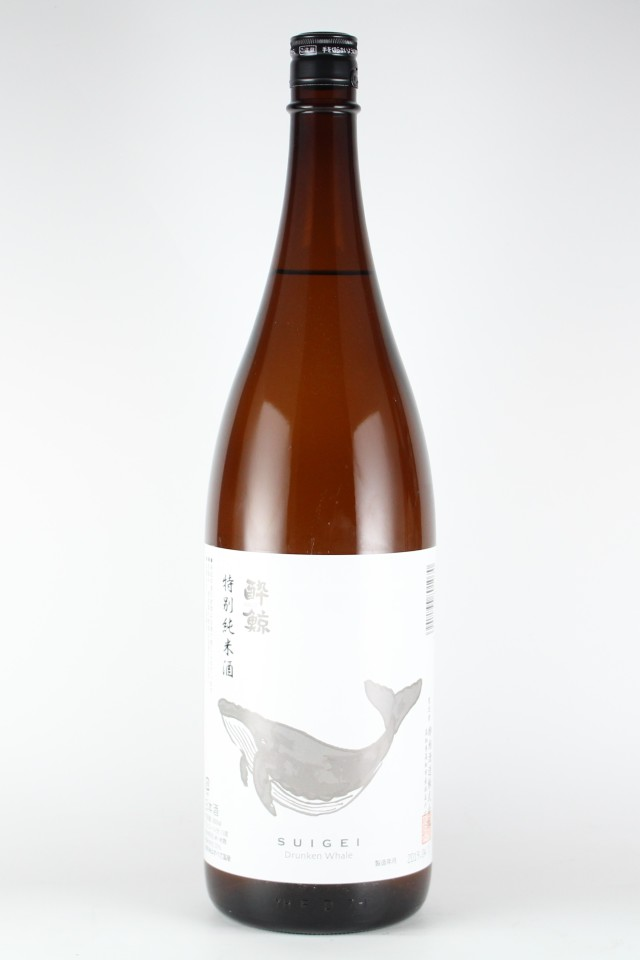 酔鯨 特別純米 1800ml 【高知/酔鯨酒造】