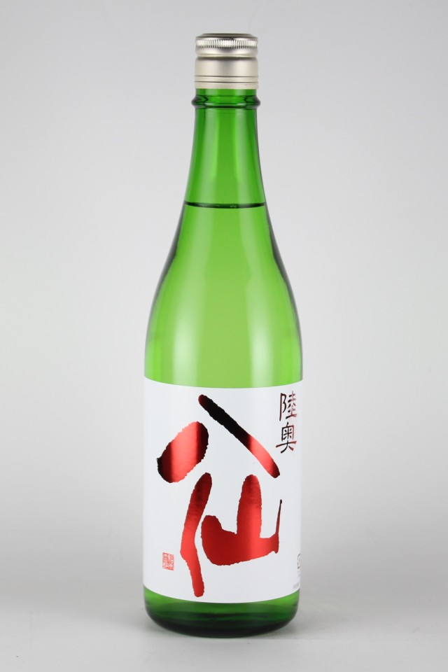 陸奥八仙 赤ラベル 特別純米瓶火入れ 720ml 【青森/八戸酒造】