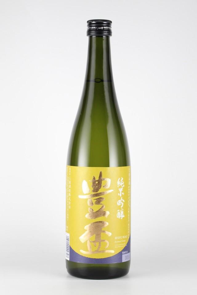 豊盃 月秋 純米吟醸 720ml 【青森/三浦酒造】
