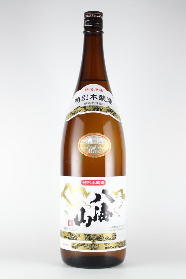 八海山 特別本醸造 1800ml 【新潟/八海醸造】