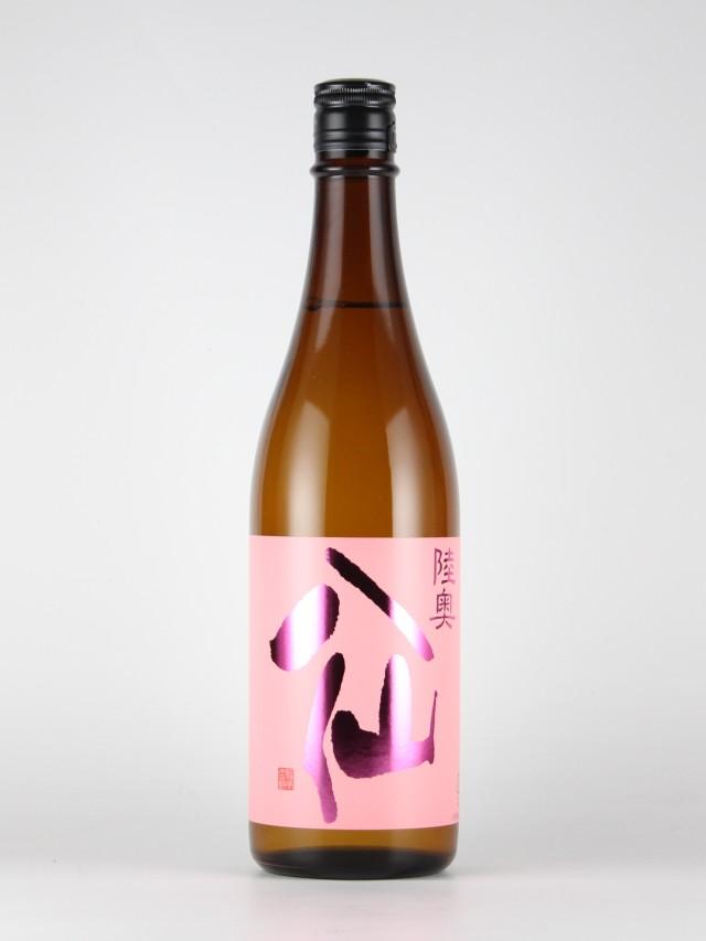 陸奥八仙 ピンクラベル 吟醸 720ml 【青森/八戸酒造】