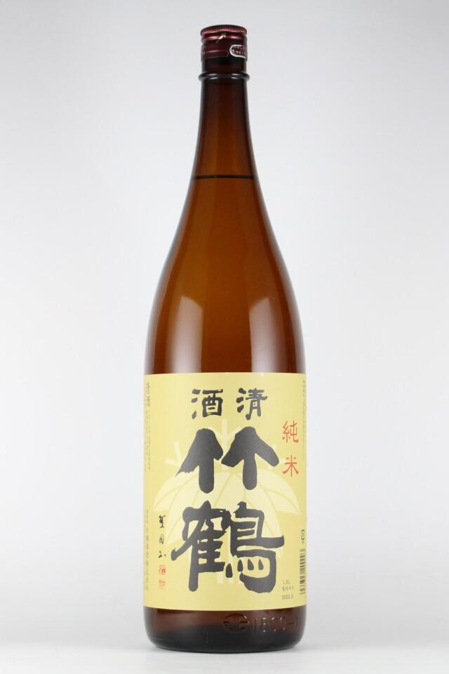 竹鶴 純米 1800ml 【広島/竹鶴酒造】