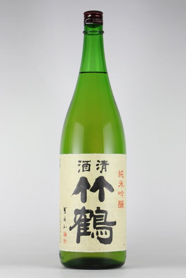 竹鶴 純米吟醸 八反 1800ml 【広島/竹鶴酒造】2017(平成29)醸造年度