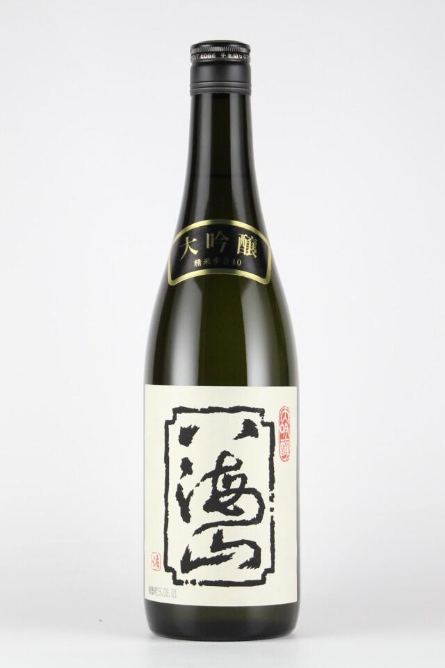 八海山2019 大吟醸 720ml 【新潟/八海醸造】2018(平成30)醸造年度