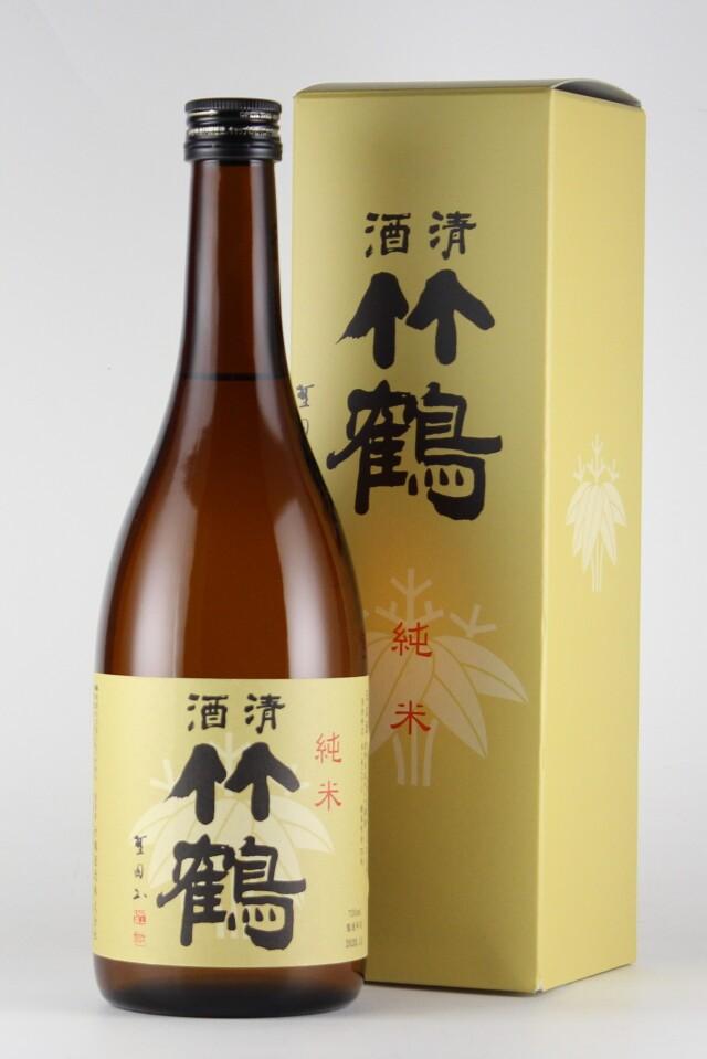 竹鶴 純米 720ml 【広島/竹鶴酒造】