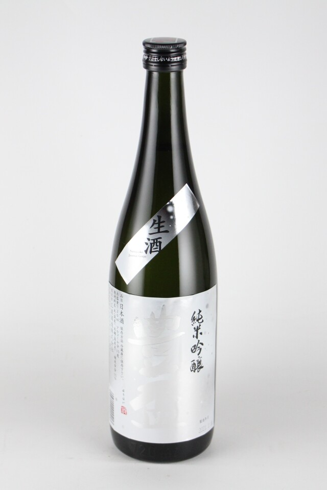 豊盃 winter 純米吟醸生酒 豊盃米 720ml 【青森/三浦酒造】