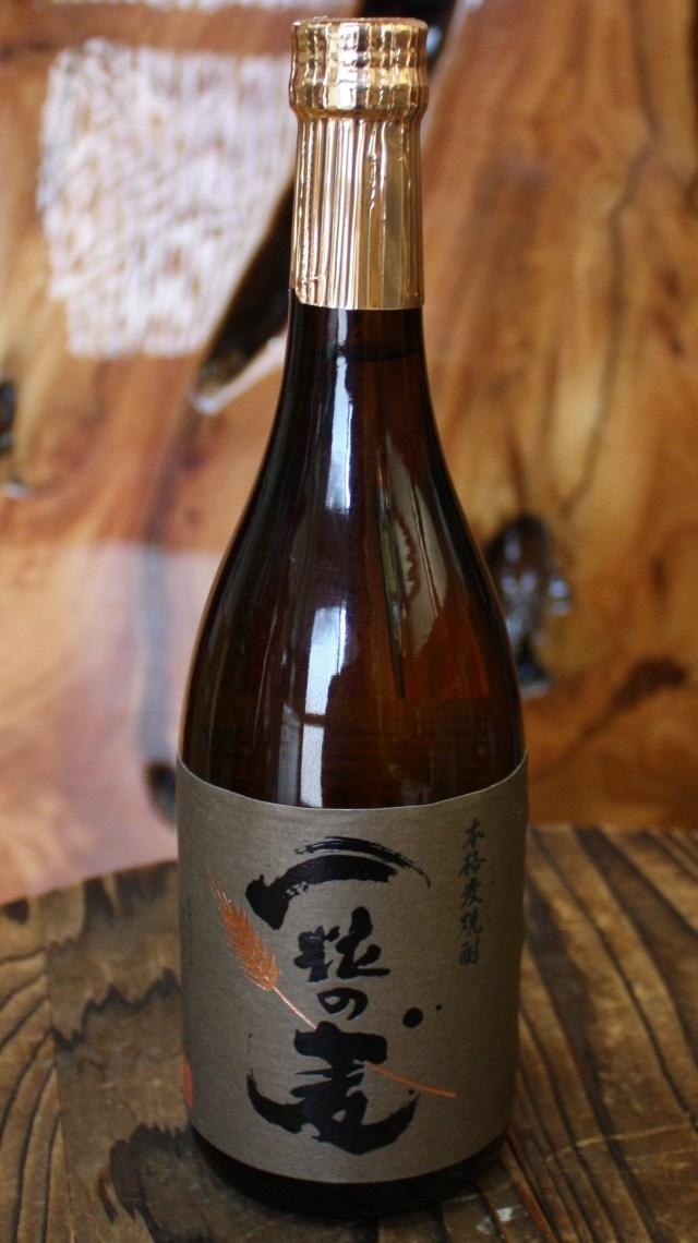 【鹿児島/西酒造】 一粒の麦 25度 (720ml)