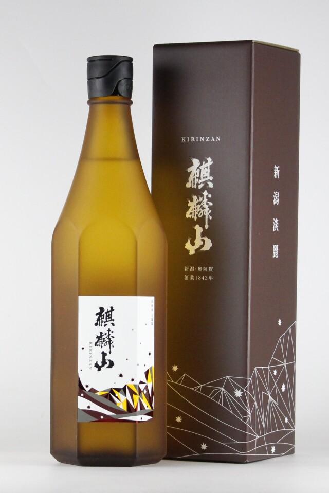 麒麟山 金雲母 純米吟醸 720ml 【新潟/麒麟山酒造】(コク×奥行き)