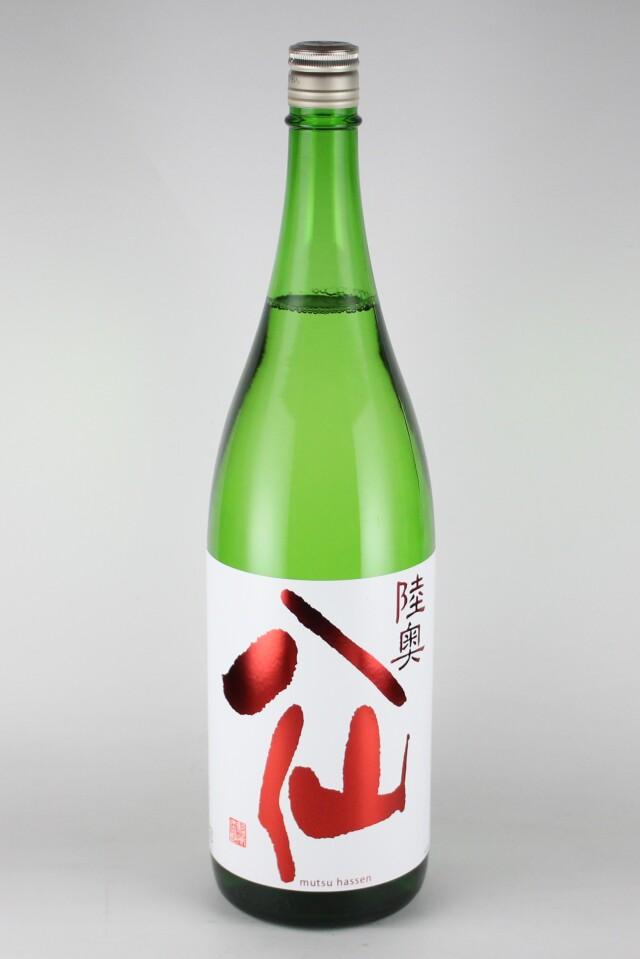 陸奥八仙 赤ラベル 特別純米 1800ml 【青森/八戸酒造】