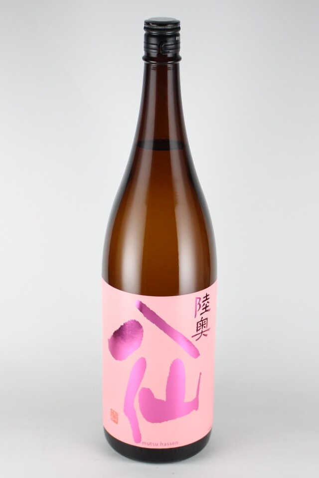 陸奥八仙 ピンクラベル 吟醸 1800ml 【青森/八戸酒造】