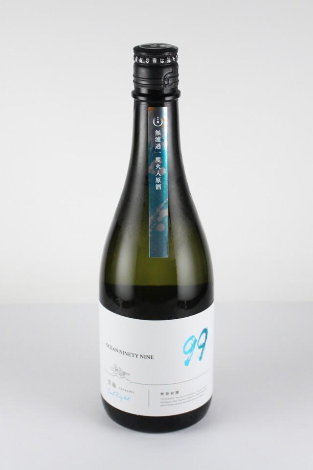 寒菊 Ocean99-空海-Inflight 純米吟醸無濾過原酒 一度火入れ 720ml 【千葉/寒菊銘醸】
