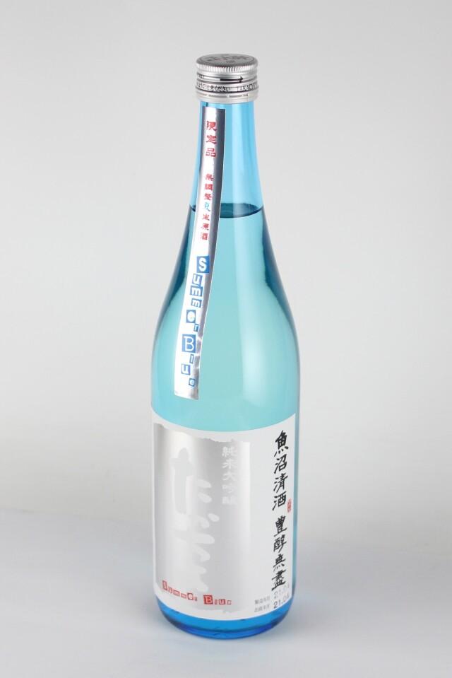 豊醇無盡たかちよ SummerBlueサマーブルー 純米大吟醸無調整生原酒 720ml 【新潟/高千代酒造】